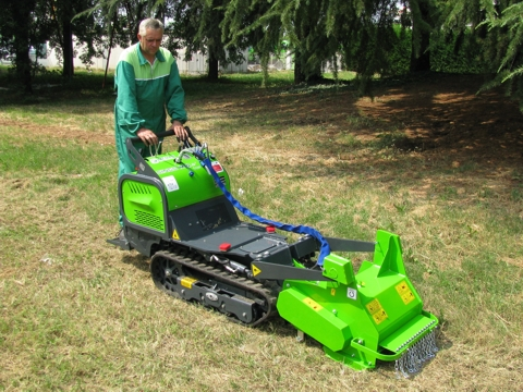 Mini transporteur Merlo M4.2 Top